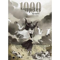 1000 Tempêtes - Edition Crayonnée