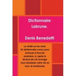 DICTIONNAIRE LABRUNE