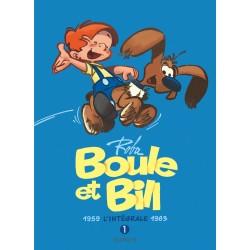 BOULE ET BILL - L'INTÉGRALE - TOME 1