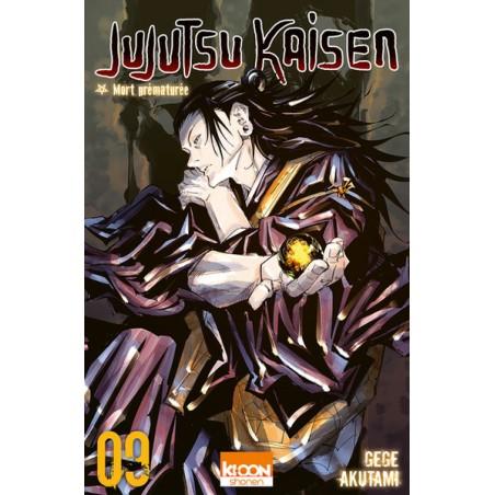 JUJUTSU KAISEN T09