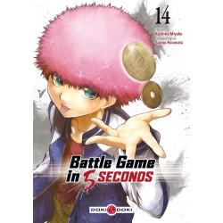 BATTLE GAME IN 5 SECONDS - VOL. 14