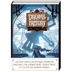 DREAMS FACTORY - FOURREAU T01 + T02