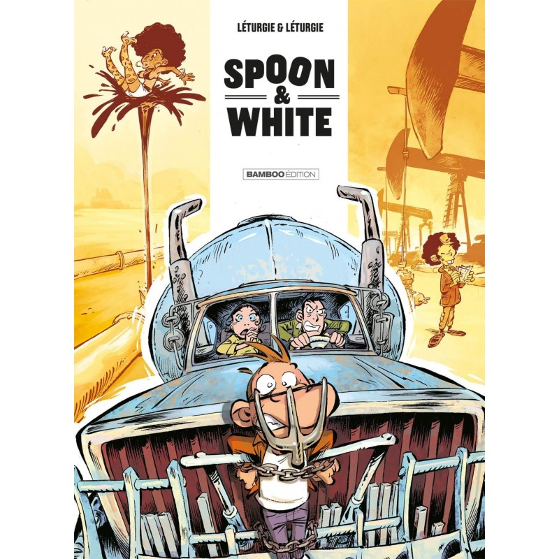 SPOON AND WHITE - TOME 09 - ROAD'N'TRIP
