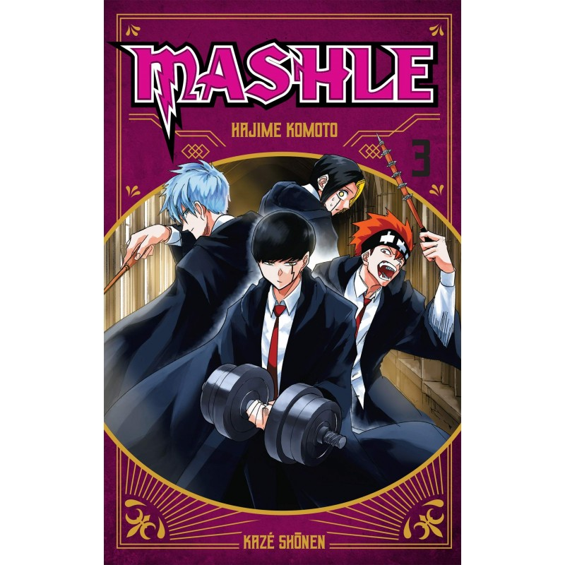 MASHLE T03