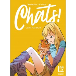 CHATS - TOME 1 CHATS-TCHATCHA