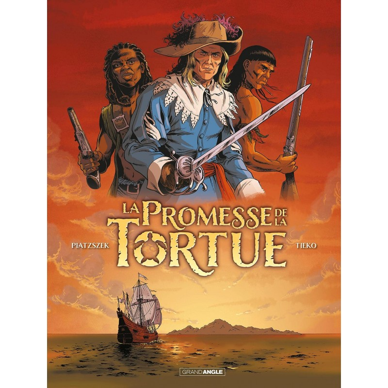 LA PROMESSE DE LA TORTUE - VOL. 02/3