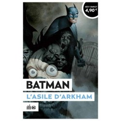 BATMAN L ASILE D ARKHAM