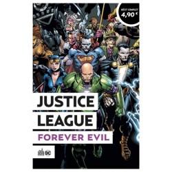 JUSTICE LEAGUE FOREVER EVIL