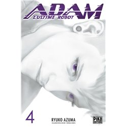 ADAM, L'ULTIME ROBOT T04