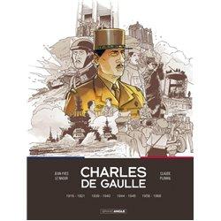 CHARLES DE GAULLE - INTÉGRALE VOL. 01 À 04