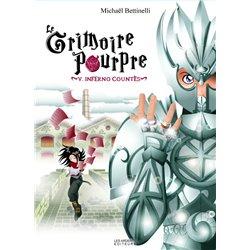 GRIMOIRE POURPRE (LE) - 5 - INFERNO COUNTÈS