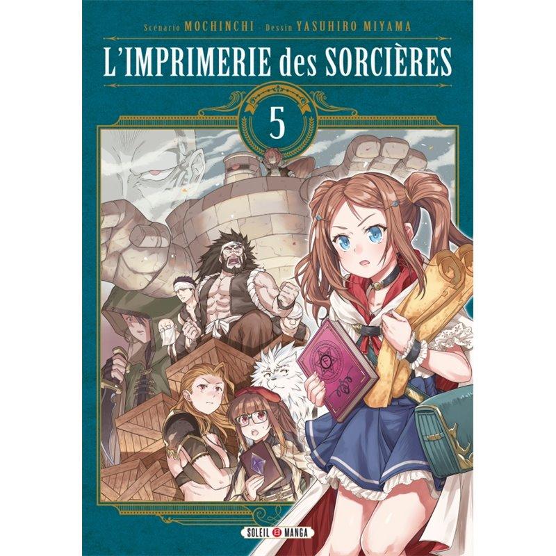 L'IMPRIMERIE DES SORCIÈRES T05