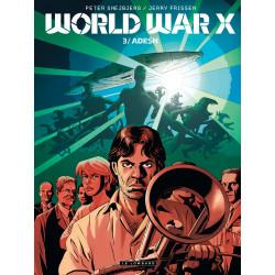 WORLD WAR X - 3 - ADESH