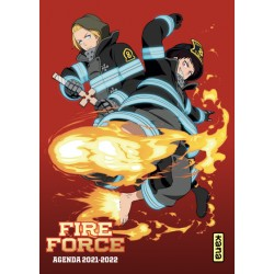 AGENDA FIRE FORCE 2021-2022