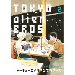 TOKYO ALIEN BROS., VOLUME 2