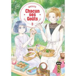 CHACUN SES GOÛTS  - TOME 3