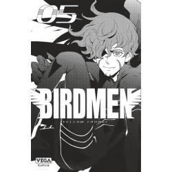 BIRDMEN - TOME 5