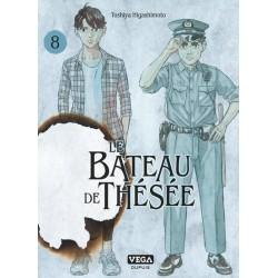 LE BATEAU DE THÉSÉE - TOME 8