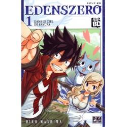 EDEN ZERO - TOME 1 DANS LE...