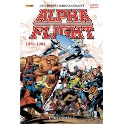ALPHA FLIGHT: L'INTÉGRALE...