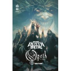 BATMAN DEATH METAL 4 OPETH...