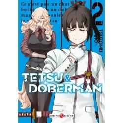 TETSU & DOBERMAN - VOL. 02