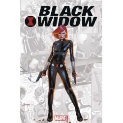 MARVEL-VERSE : BLACK WIDOW