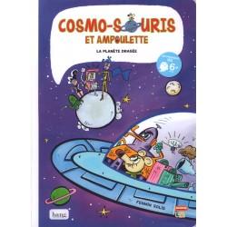 COSMO-SOURIS ET AMPOULETTE...