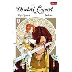 DRIELACK LEGEND TOME 01