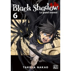 BLACK SHADOW T06 - LE GRAND...