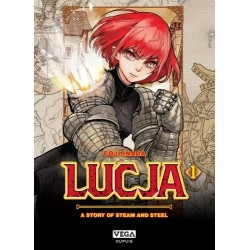 LUCJA, A STORY OF STEAM AND...