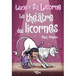 LUCIE ET SA LICORNE - TOME...