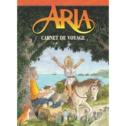 ARIA - TOME 40 - CARNET DE...