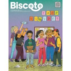 BISCOTO N°96 - TROP TIMIDE?