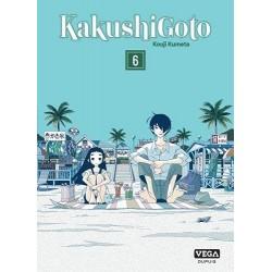 KAKUSHIGOTO - TOME 6