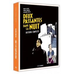DEUX PASSANTES DANS LA NUIT...