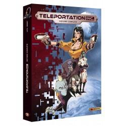 TELEPORTATION INC - ÉCRIN...