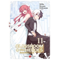CLASSROOM FOR HEROES - VOL. 11