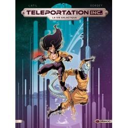 TELEPORTATION INC - VOL....