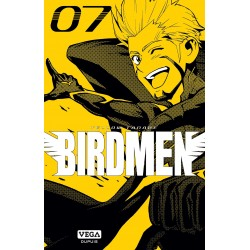 BIRDMEN - TOME 7