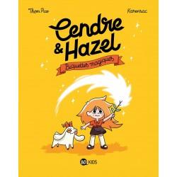 CENDRE ET HAZEL, TOME 02 -...