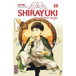 SHIRAYUKI AUX CHEVEUX...