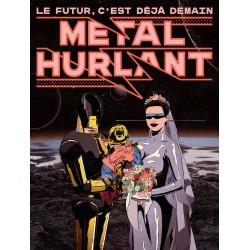 MÉTAL HURLANT - LE FUTUR...