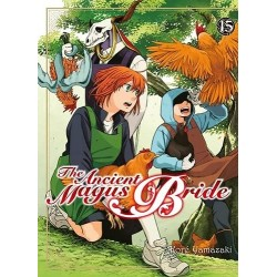 THE ANCIENT MAGUS BRIDE T15