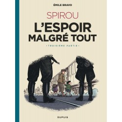 LE SPIROU D'EMILE BRAVO -...