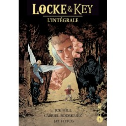 LOCKE & KEY : LOCKE & KEY -...