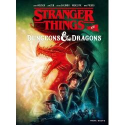 STRANGER THINGS ET DUNGEONS...