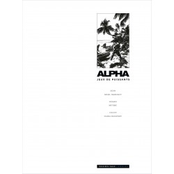 ALPHA - TOME 8 - JEUX DE...