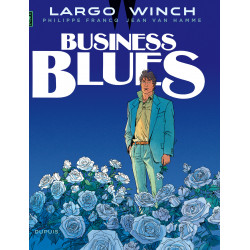 LARGO WINCH - TOME 4 - BUSINESS BLUES (GRAND FORMAT)