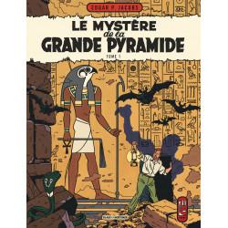 BLAKE & MORTIMER - TOME 4 - LE MYSTÈRE DE LA GRANDE PYRAMIDE - TOME 1